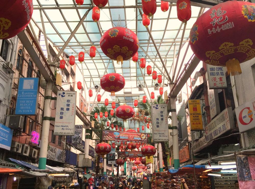 Kuala Lumpur - China Town