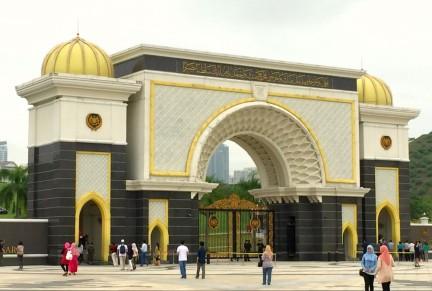 Kuala Lumpur - Royal King's Palace Istana Negara