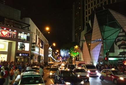 Kuala Lumpur - shopping malls