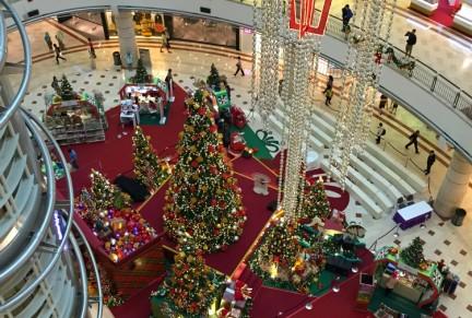 Kuala Lumpur - Suria KLCC shopping mall