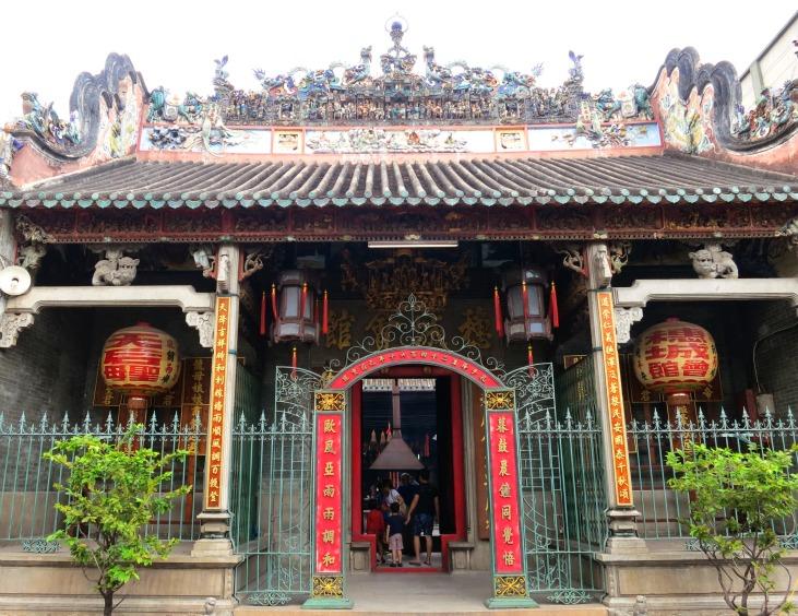 Thien Hau Pagoda, Ho-Chi-Minh-City