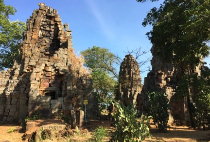 Phnom Sampov Cambodia