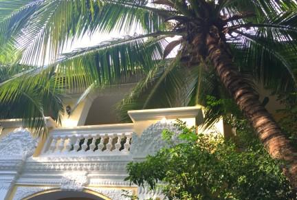 Colonial Architecture Pavillon Hotel