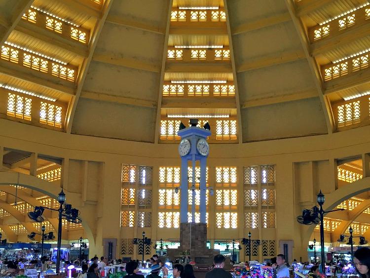 Market Hall Phnom Penh