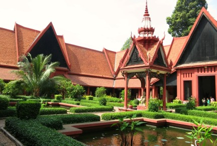 National Museum Phnmom Penh