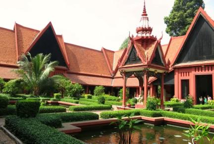 National Museum Phnmom Penh