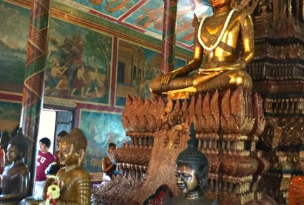 Temple Pnohm Penh