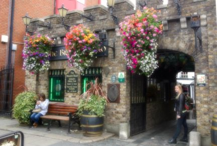 The Brazen Head Inn