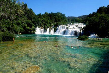 Skradiskin Most Krka National Park, Croatia | Croatia 10 best things to do