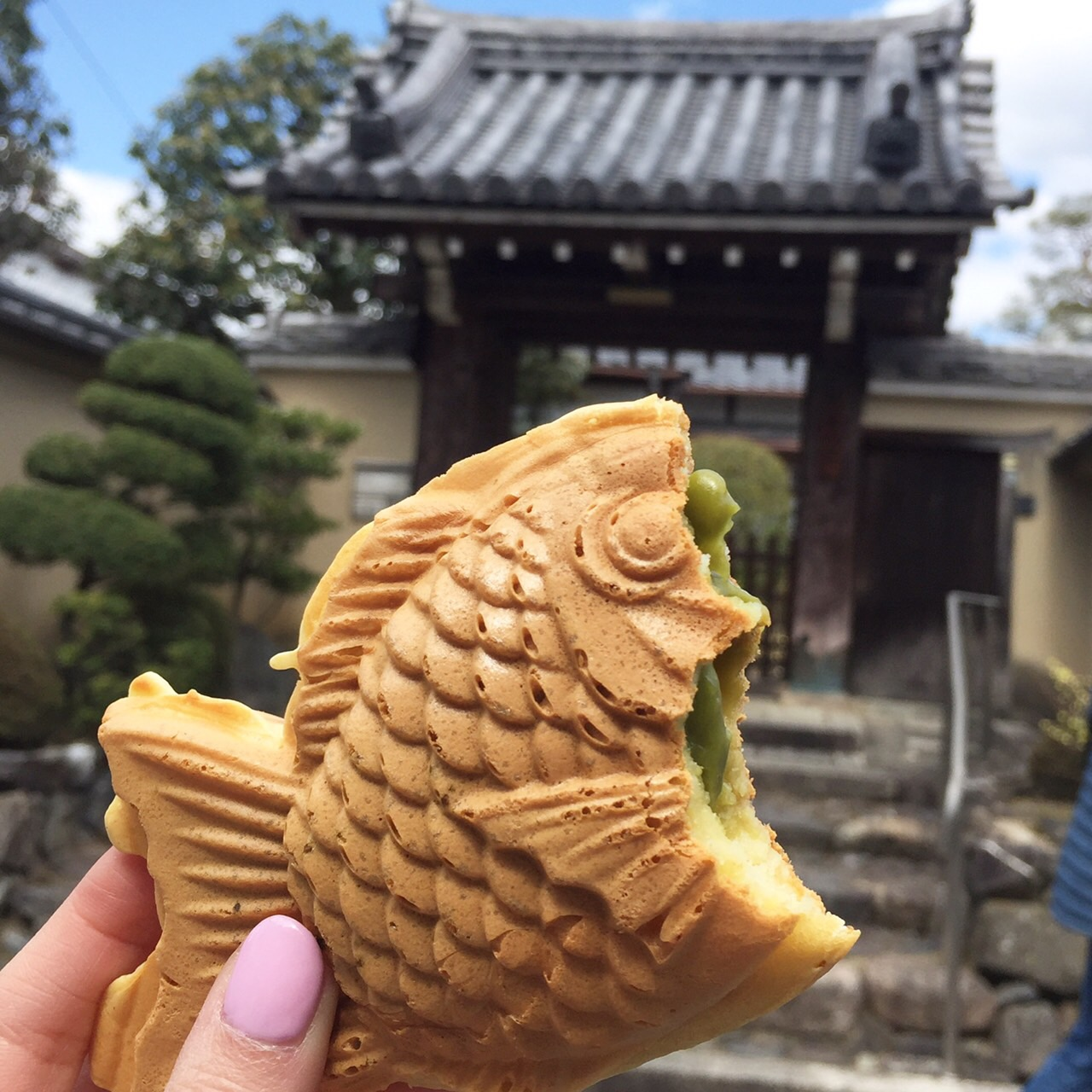 Streetfood in Japan