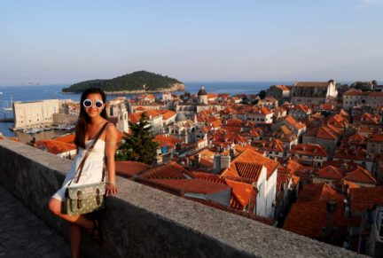 Dubrovnik City Wall, Dubrovnik, Croatia | Croatia - 10 things to do